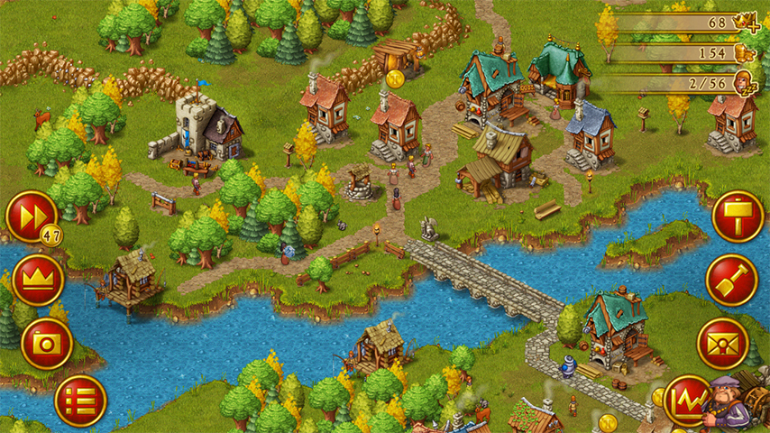Exclusive: Townsmen reboot heading to Android and iPhone later this year