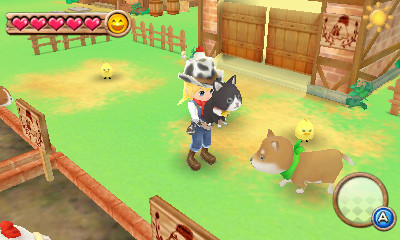 Here we sow again - Harvest Moon: A New Beginning confirmed for release in Europe