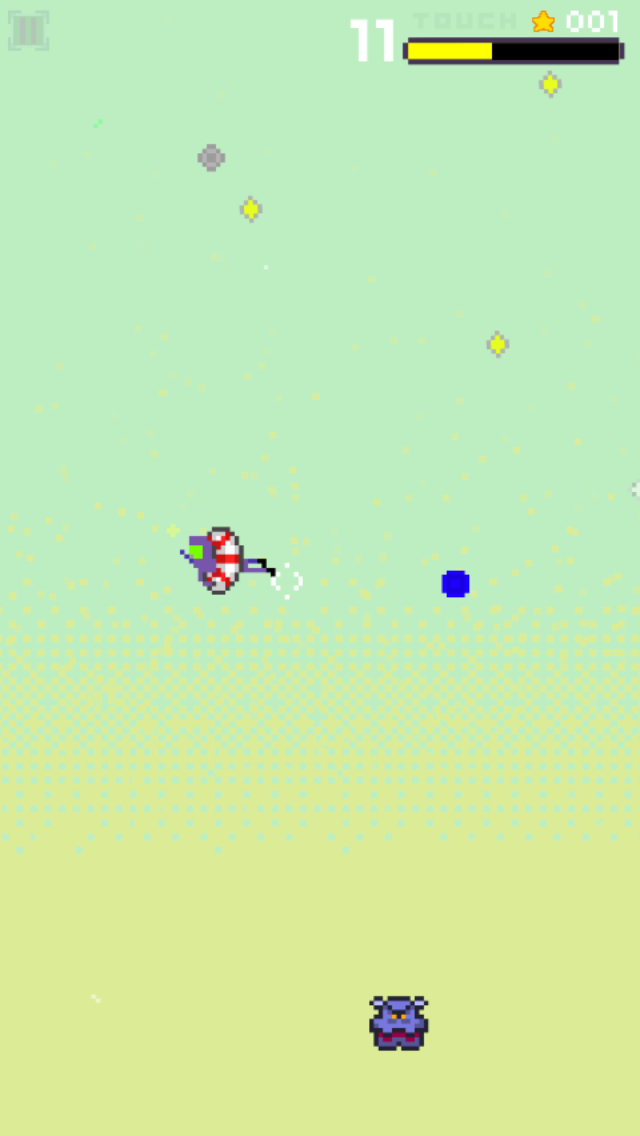 Space Spacy - The videogame equivalent of being punched