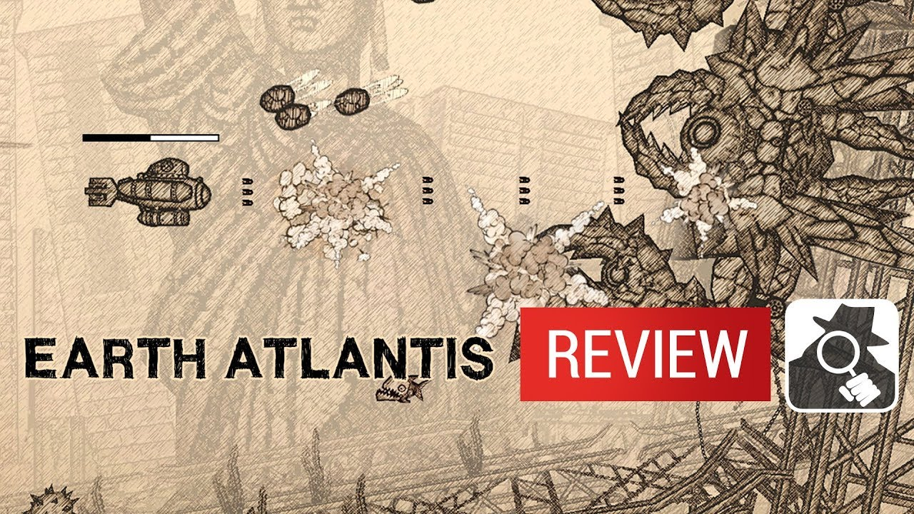 Earth Atlantis video review