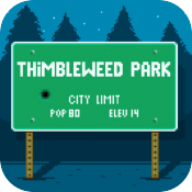 Pocket Gamer's best games of September giveaway - Thimbleweed Park