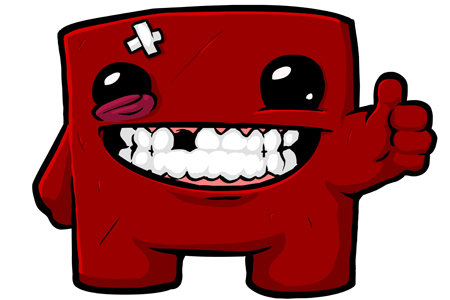 Team Meat's Tommy Refenes hints at Super Meat Boy for Android in the works