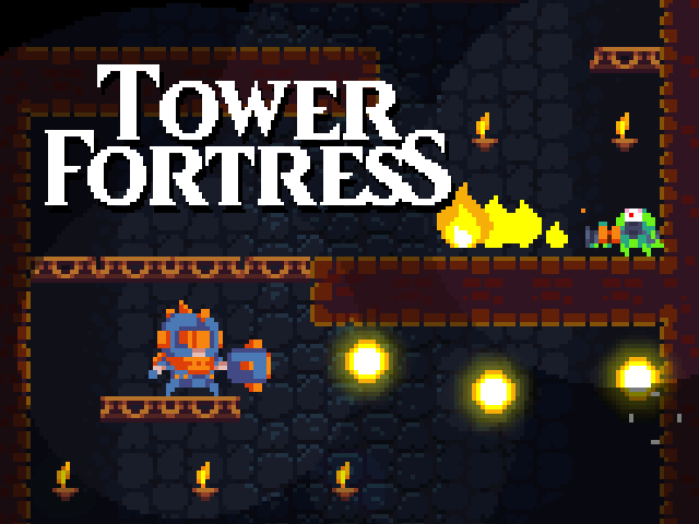 Action platformer Tower Fortress has a new Steam trailer, but we're still waiting for an iOS and Android release date