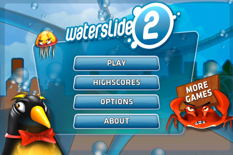 Fishlabs's Waterslide 2 on iPhone promises a 'faster, splashier' challenge than its hit predecessor
