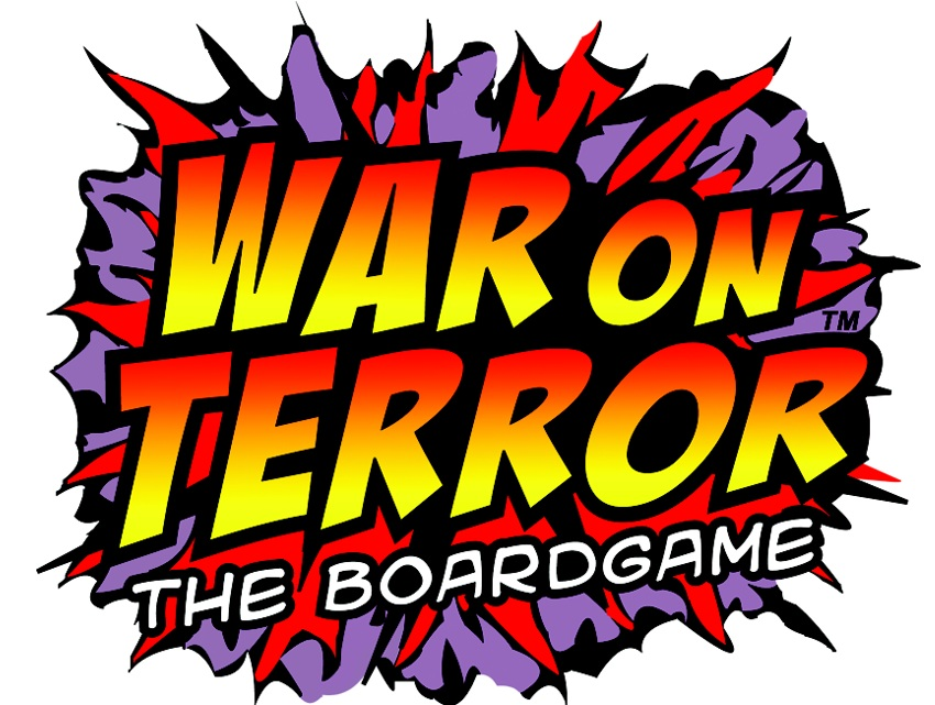Satirical boardgame War on Terror explodes onto iOS later this month
