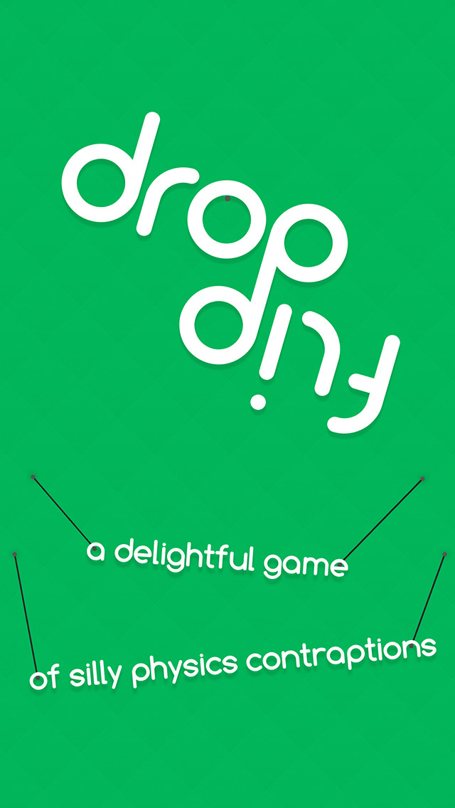 Drag, tap, and flip to solve physics-based puzzles in Drop Flip, out now