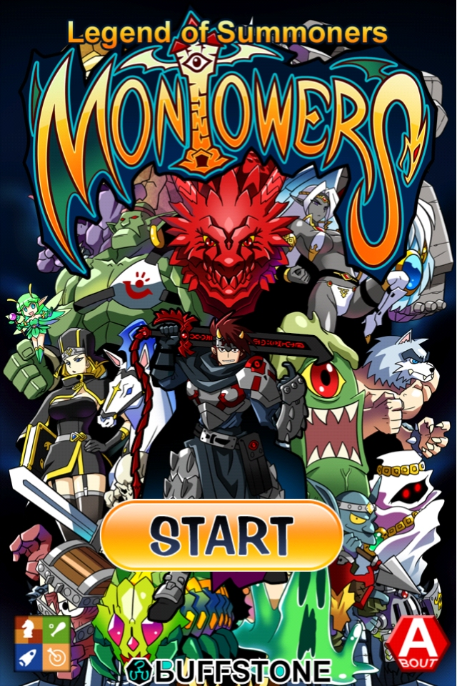 MonTowers ~Legend of Summoners~ free on the App Store for a limited time