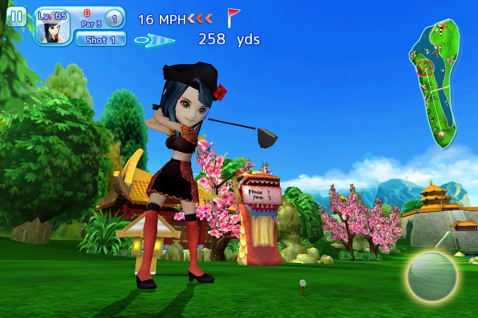 It's Groundhog Day for Gameloft as Let's Golf! 3 heads to iOS and Android
