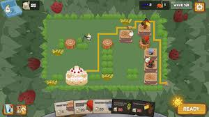 Defend the Cake adds some sweet new features in its latest update