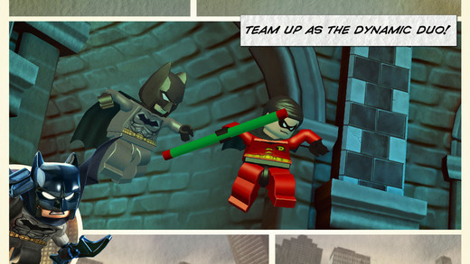 Lego Batman: Beyond Gotham is fighting for justice on Android at long last