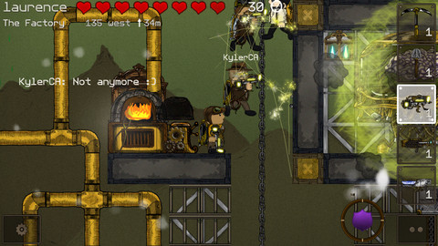 Minecraft-esque steampunk sim Deepworld now available on iPhone and 1st-gen iPads