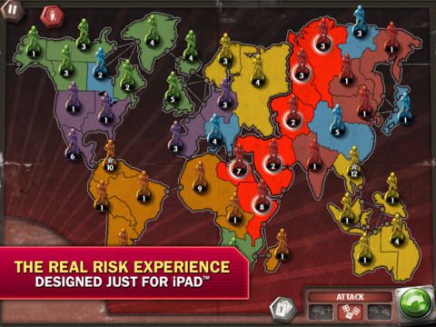 Top 10 boardgames for your iPad
