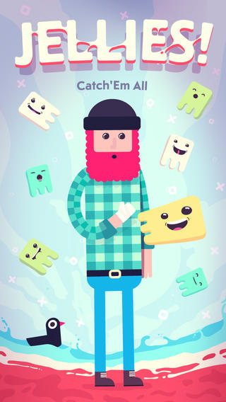 Silver Award-winning Jellies! is even cuter as it's free on iOS today