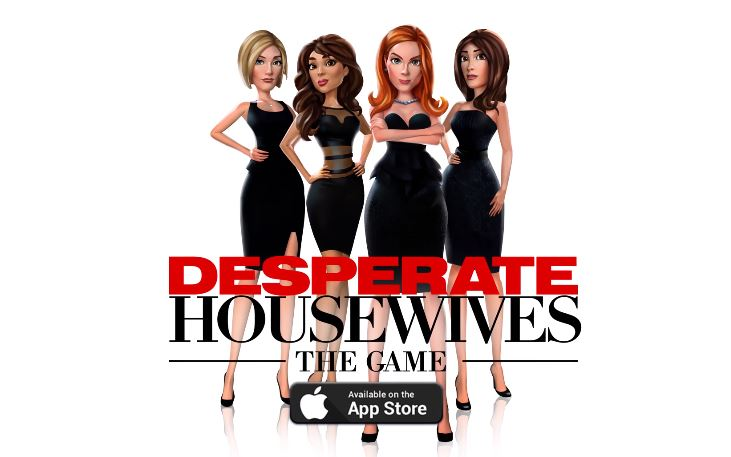 Desperate Housewives - The Game mixes RPG elements with home design and murder mystery