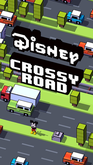 Avast mateys and check out Disney Crossy Road's newest update