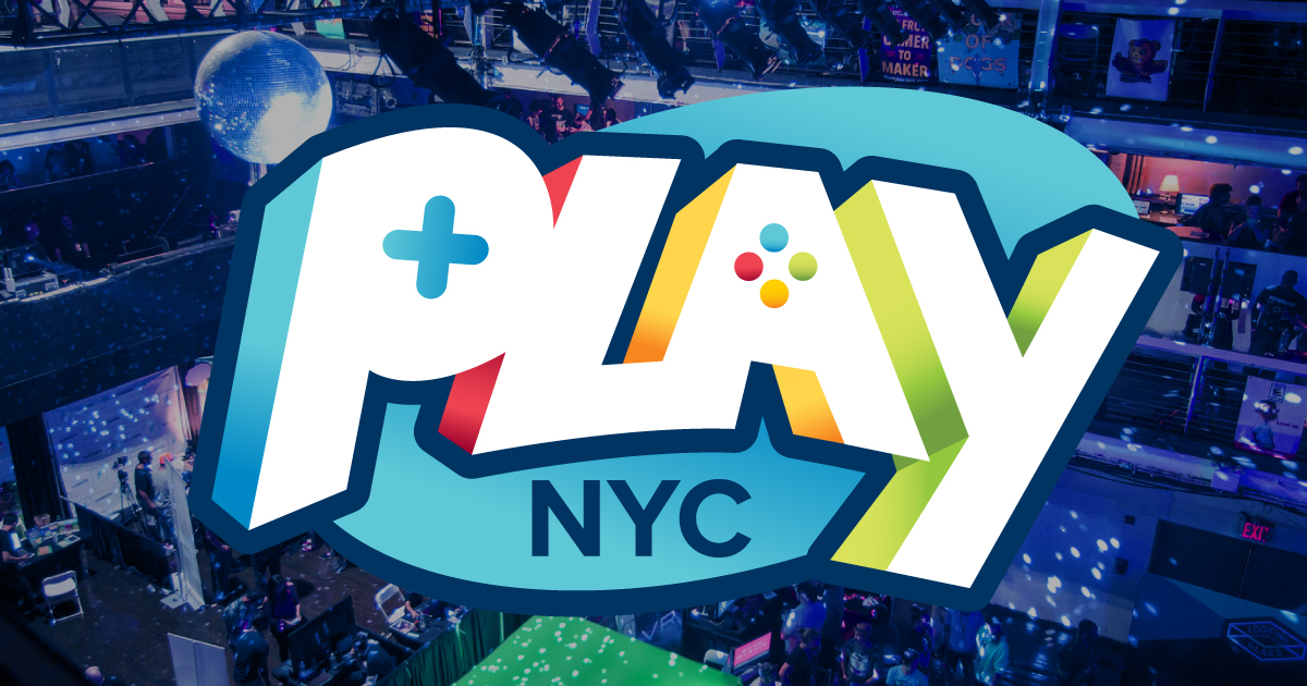 Play NYC is a gaming con in the city that never sleeps, and we've got a discount code for you
