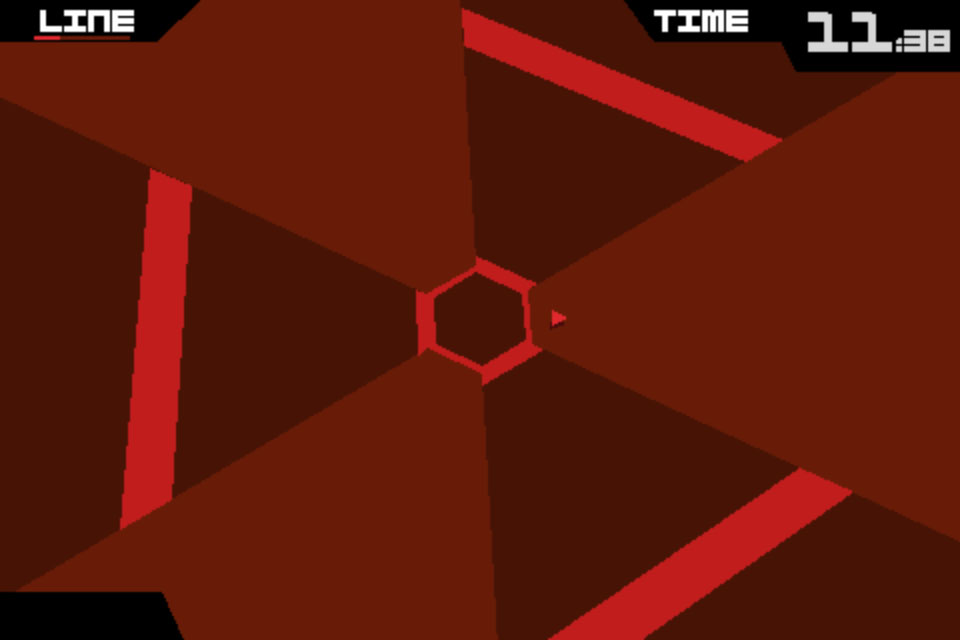 Terry Cavanagh teases Android and BlackBerry ports of indie hit Super Hexagon