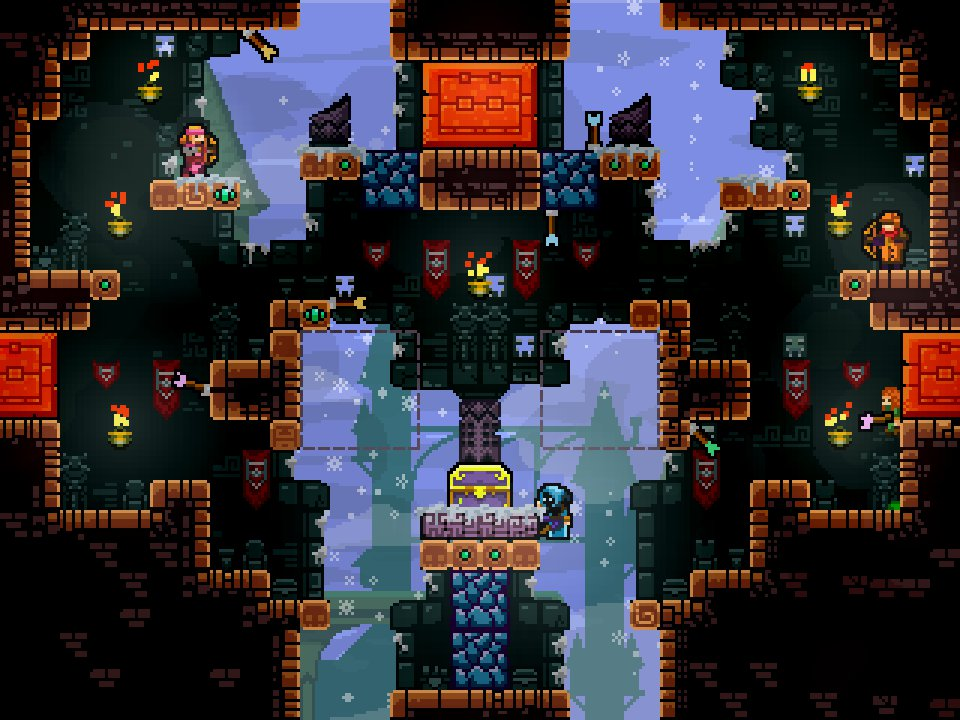 TowerFall Ascension is finally going to be released in Europe on June 16