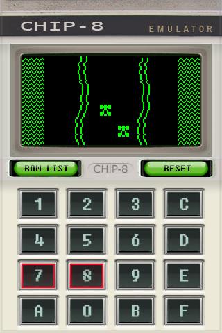 Retro CHIP-8 emulator (re)released for iPhone | Articles | Pocket Gamer