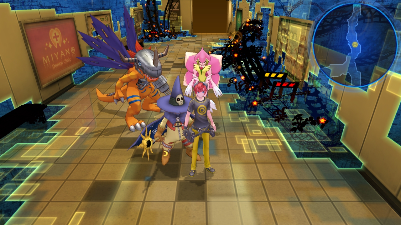 Digimon Story: Cyber Sleuth is coming to America on February 2nd for PS Vita