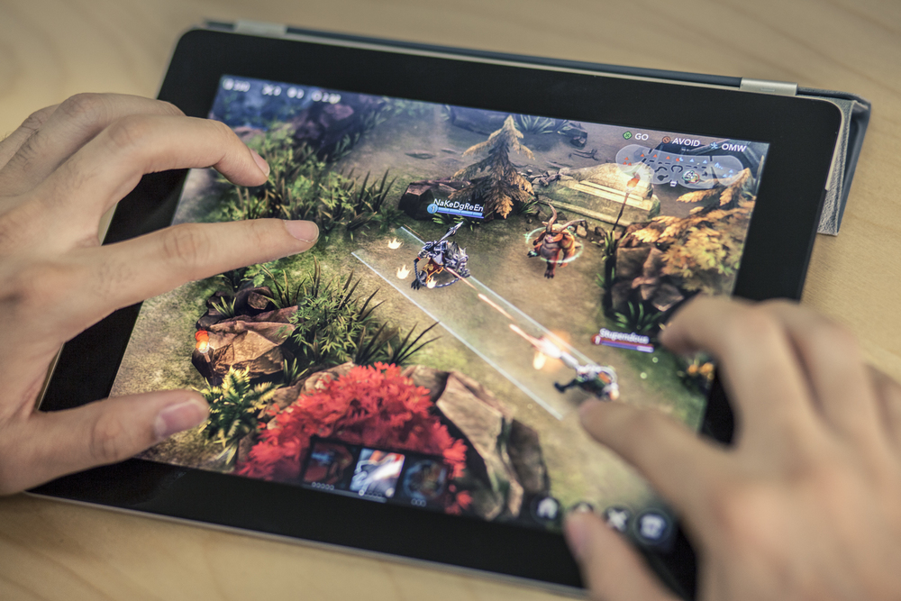 Vainglory is an upcoming F2P MOBA for iPad from ex-Blizzard and Rockstar devs
