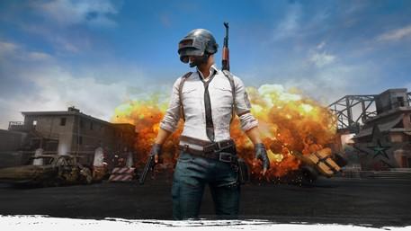 PlayerUnknown's Battlegrounds iPhone, screenshot