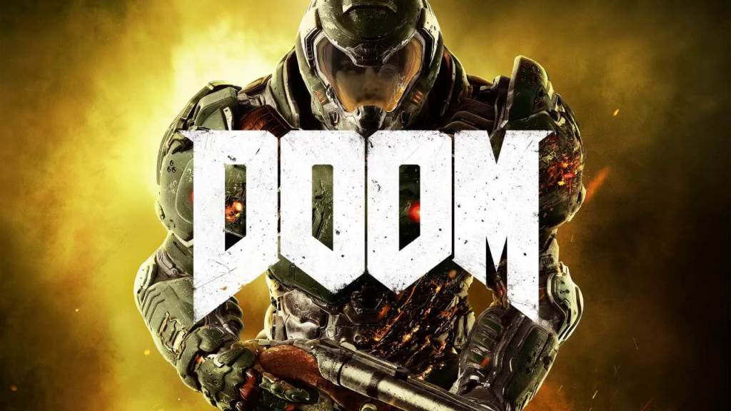 The first-person shooter DOOM heads to Nintendo Switch on November 10th