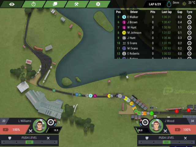 Online motorsport manager sim iGP Manager coming later this year to mobile