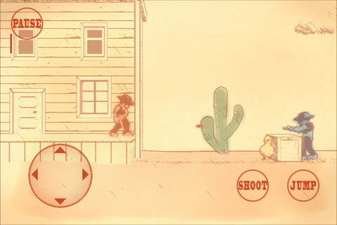 Forthcoming 3DS game Gunman Clive will let you live out your Clint Eastwood fantasy