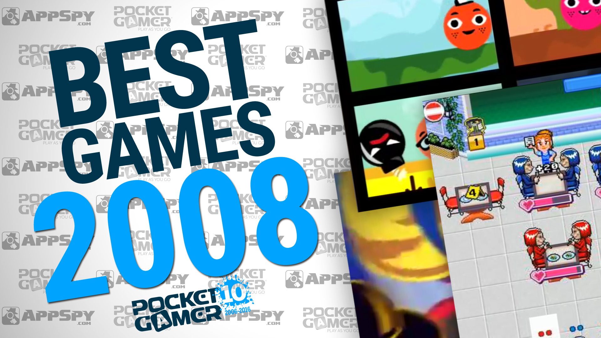 Best games of 2008