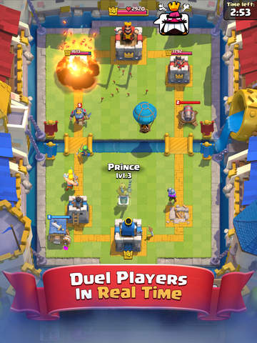 Clash Nights let you get together with other Clash Royale players, and bag yourself some free gems
