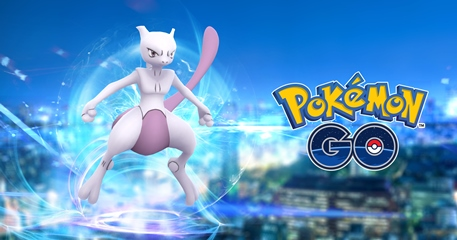 Mewtwo will be coming to 'Exclusive Raid Battles' in the coming weeks