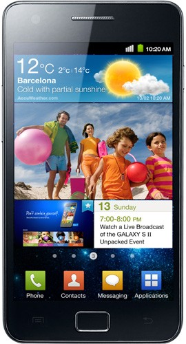 Samsung's Galaxy S II named world's best smartphone at Global Mobile Awards