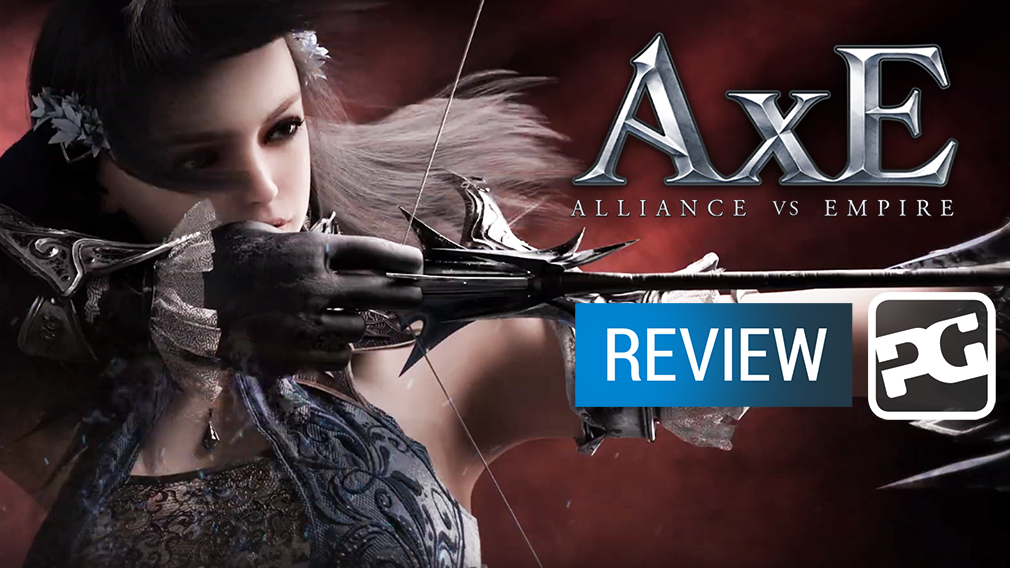 "AxE: Alliance vs Empire video review - ""Practically plays itself"""