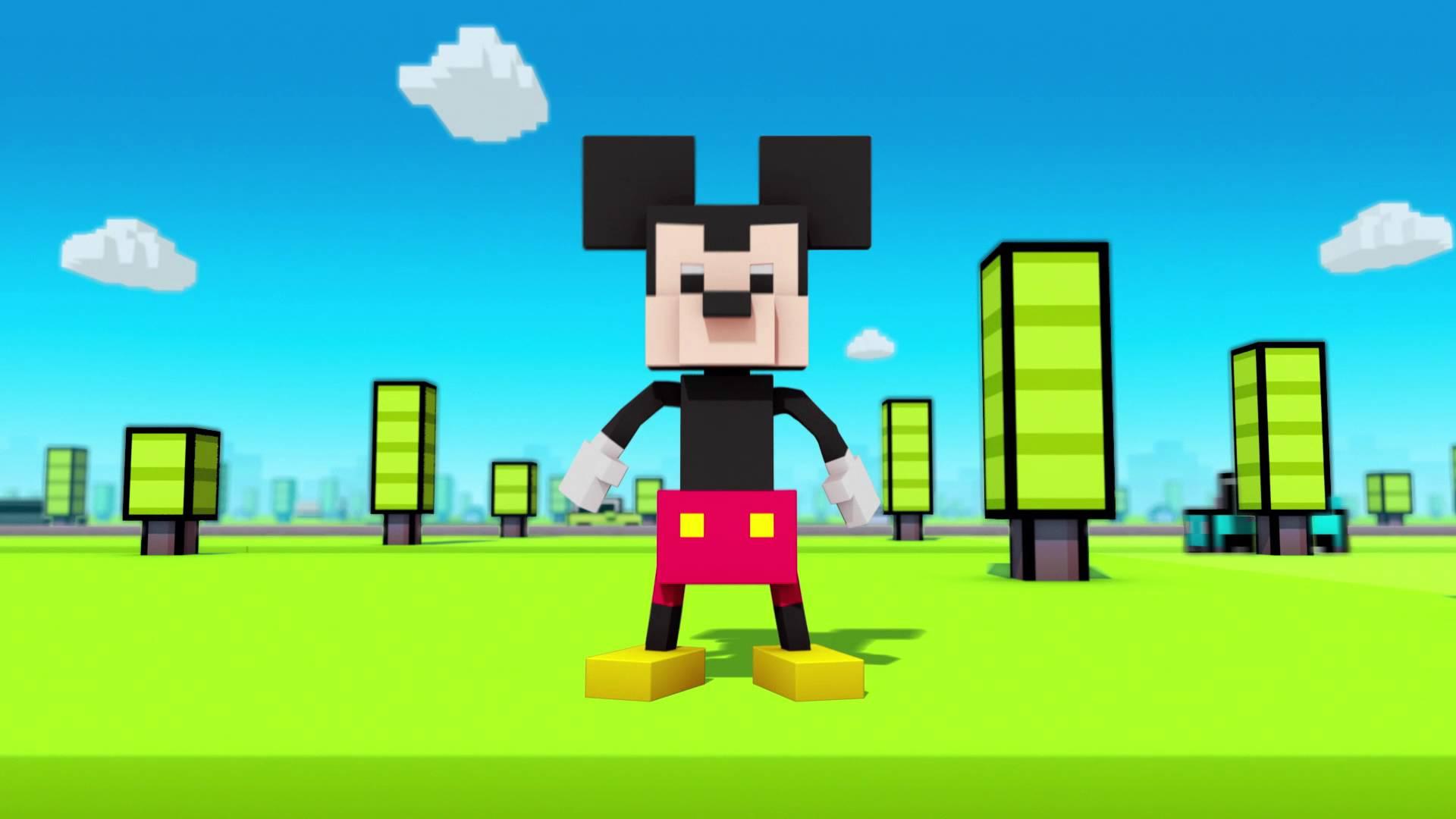 GDC 2016: Disney Crossy Road set to drop on mobile next week