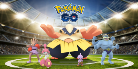 Pokemon GO's Battle Showdown starts today, putting Fighting-type Pokemon in the spotlight