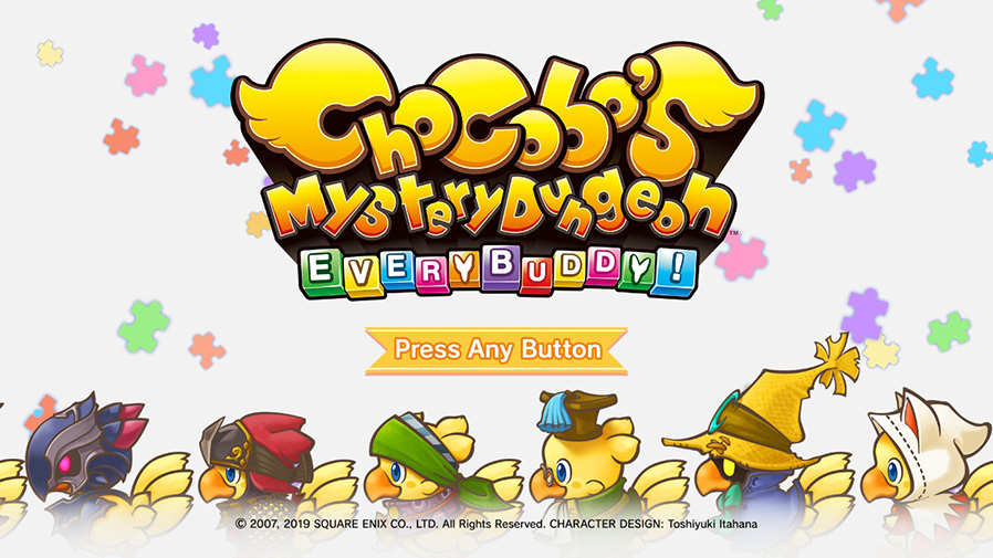 Chocobo's Mystery Dungeon: Every Buddy! review -