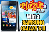 Win an Android-powered Samsung Galaxy S II