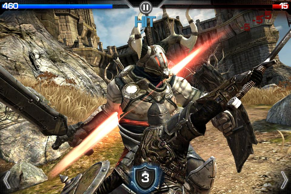 Infinity Blade goes half price a week before Infinity Blade 2 arrives