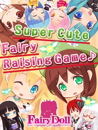 Fairy Doll is a new game from the creators of Animal Boyfriend