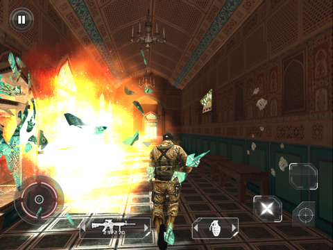 Splinter Cell Conviction HD for iPad sneaks out tomorrow | Articles