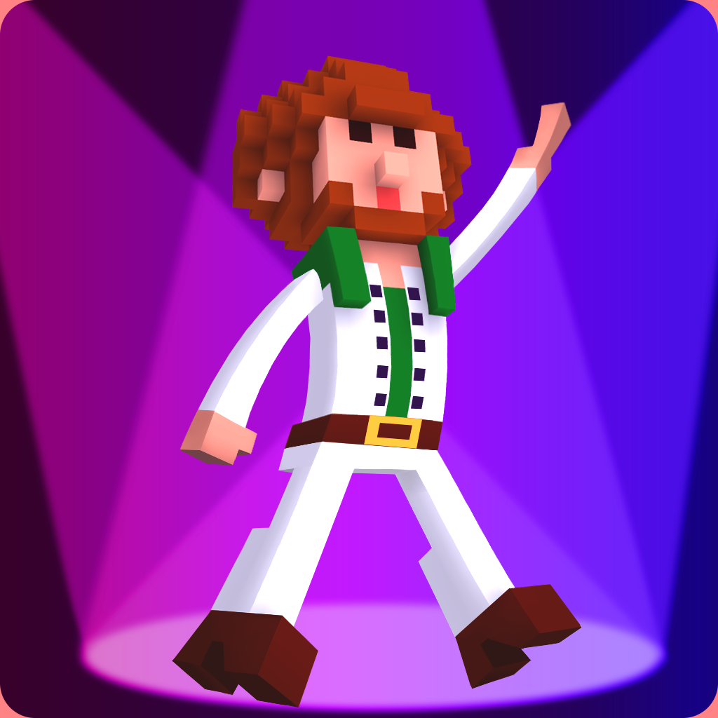 [Update] Amused Sloth's disco dancing Disco Dave is out now on iOS and Android