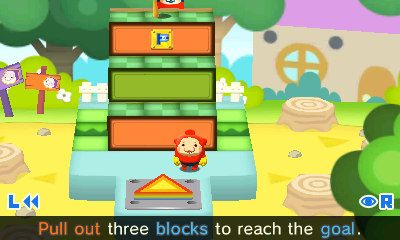 New platform-puzzler Pullblox from maker of Advance Wars hitting the Nintendo 3DS eShop this Thursday