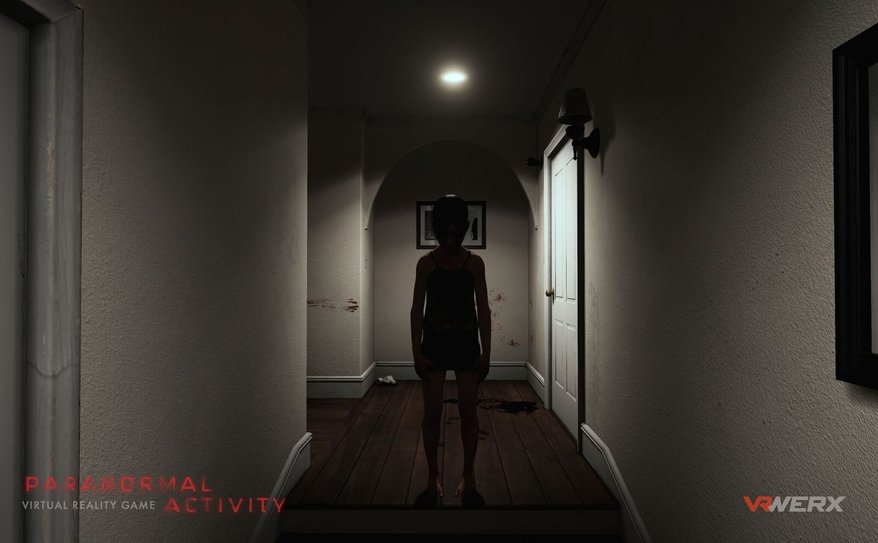 GDC 2016: Terrifying VR horror arrives with Paranormal Activity