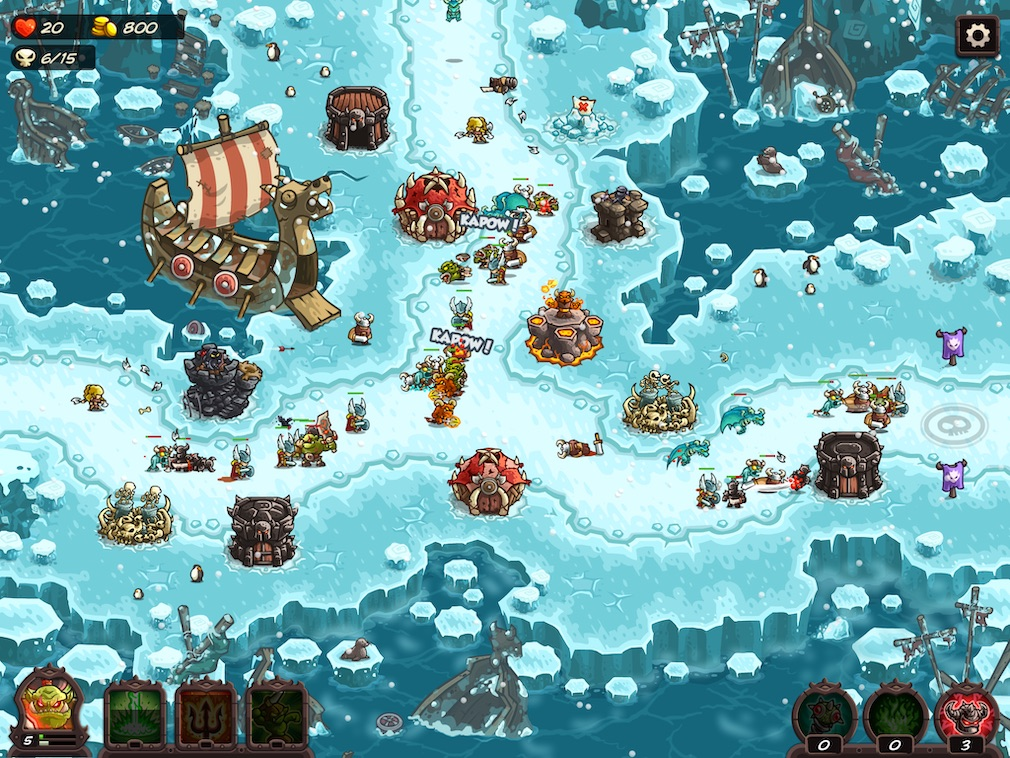 Kingdom Rush Vengeance has a mobile release date and it's really soon