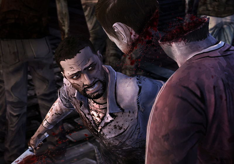 The Walking Dead: The Game season finale shuffles onto iPhone and iPad
