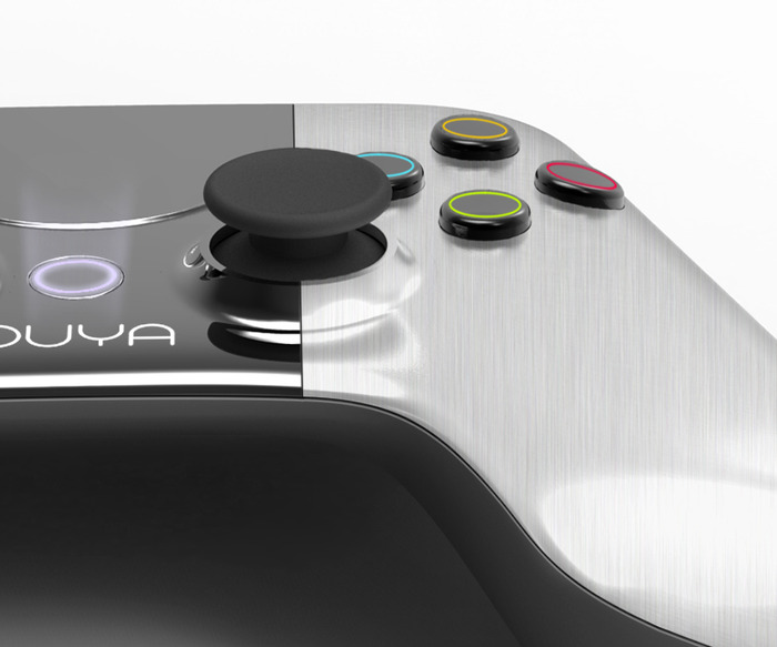 Ouya dev redesigns controller after user feedback