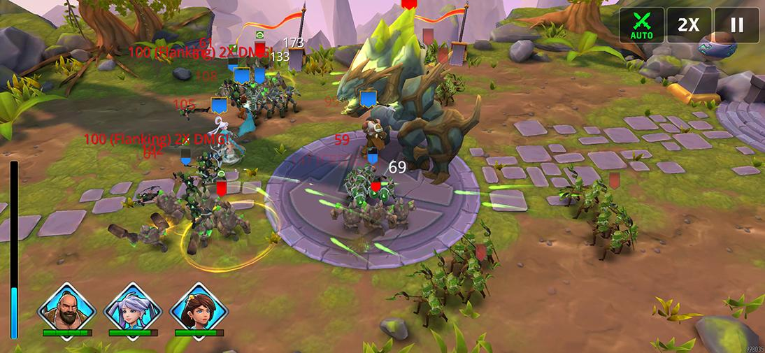Brave Order cheats, tips - Summoning heroes, troops, and more