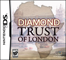 Diamond Trust of London being smuggled onto DS this summer