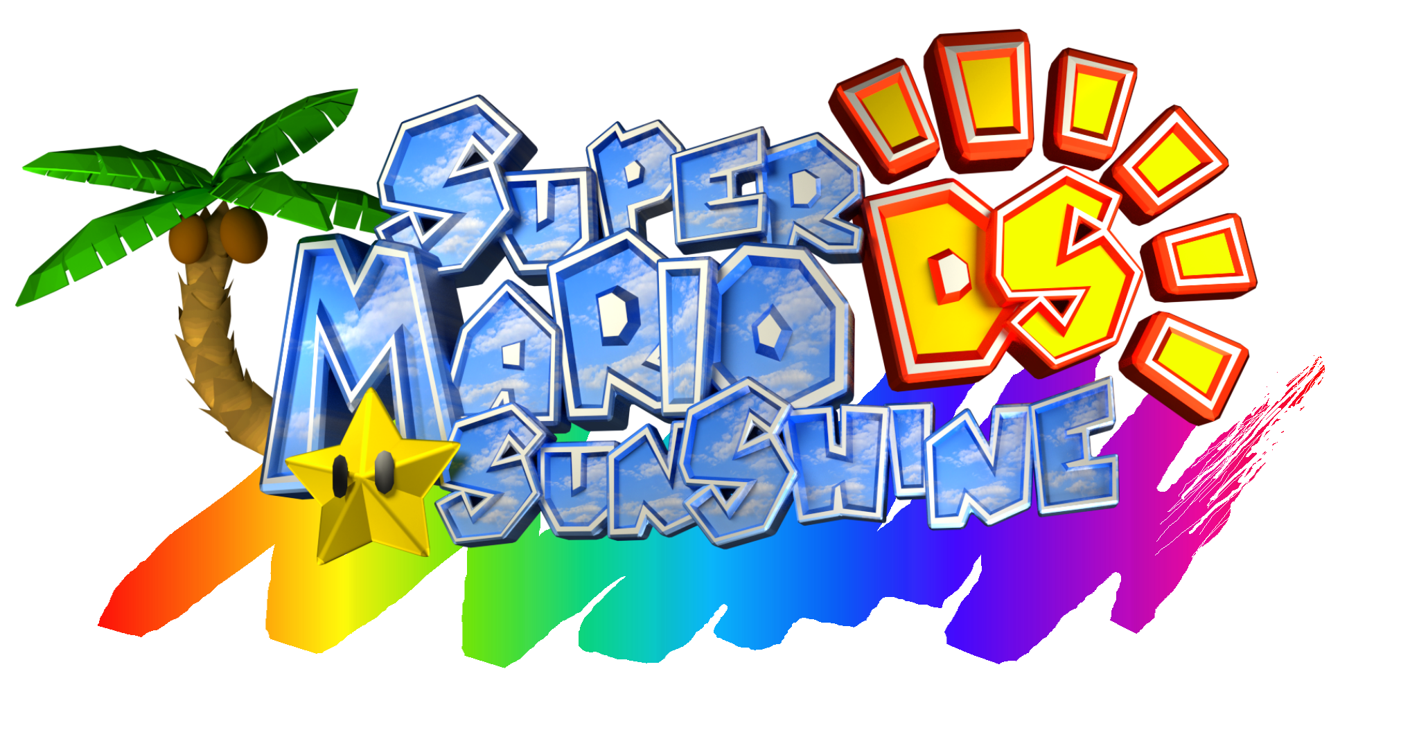 Super Mario Sunshine is being unofficially ported to Nintendo DS